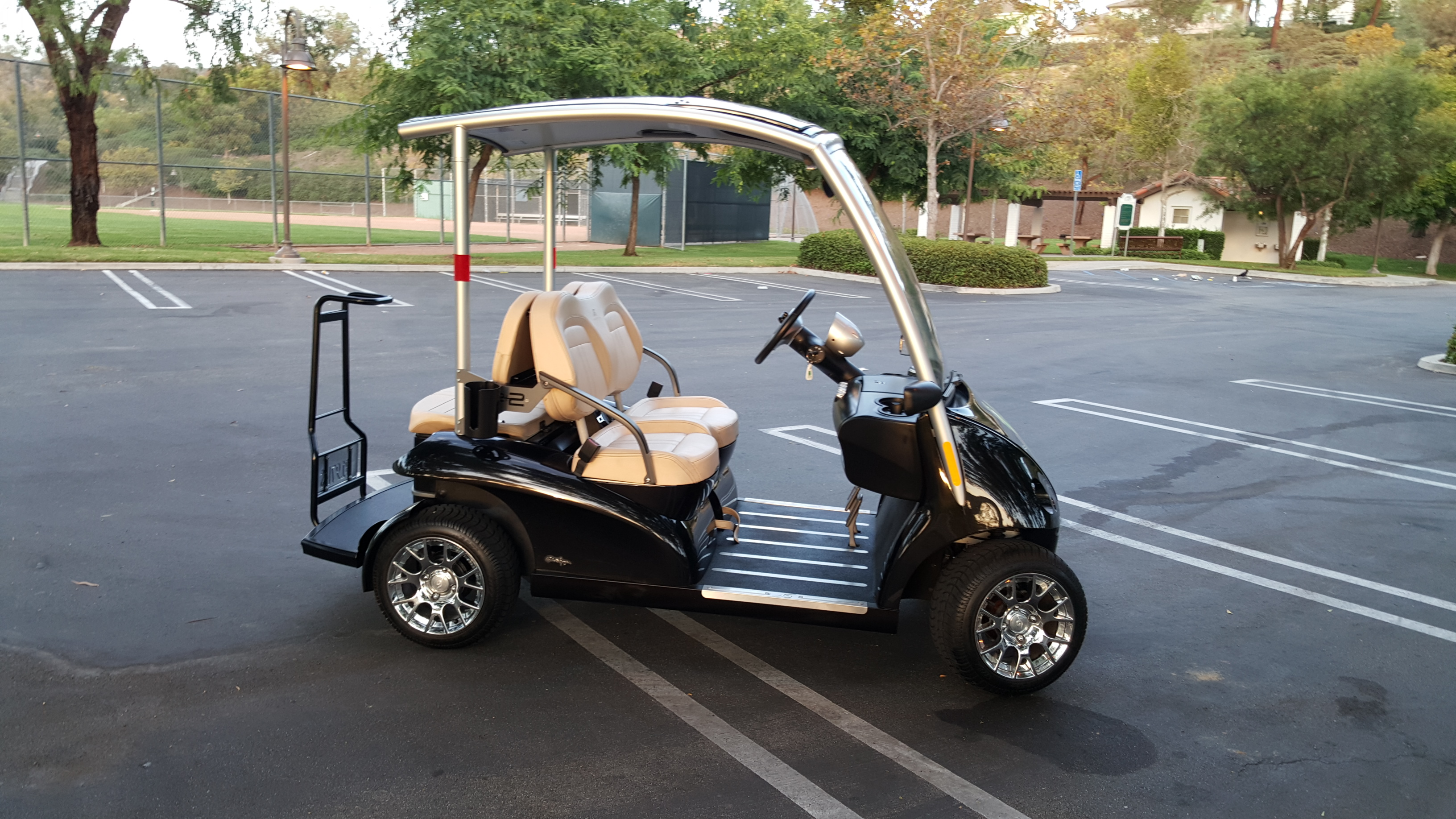 Garia Golf Cart Rental