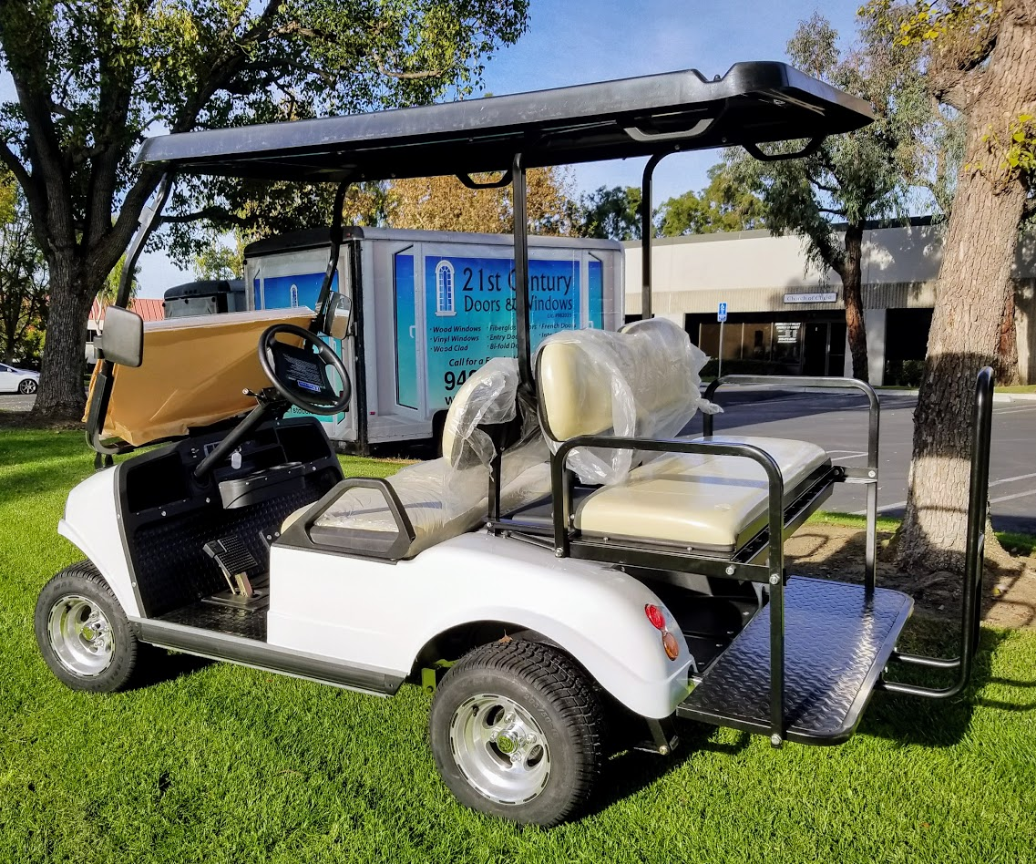 Wood Golf Cart Trunk on golf carts for disabled, golf carts for fire depts, golf carts vehicle,