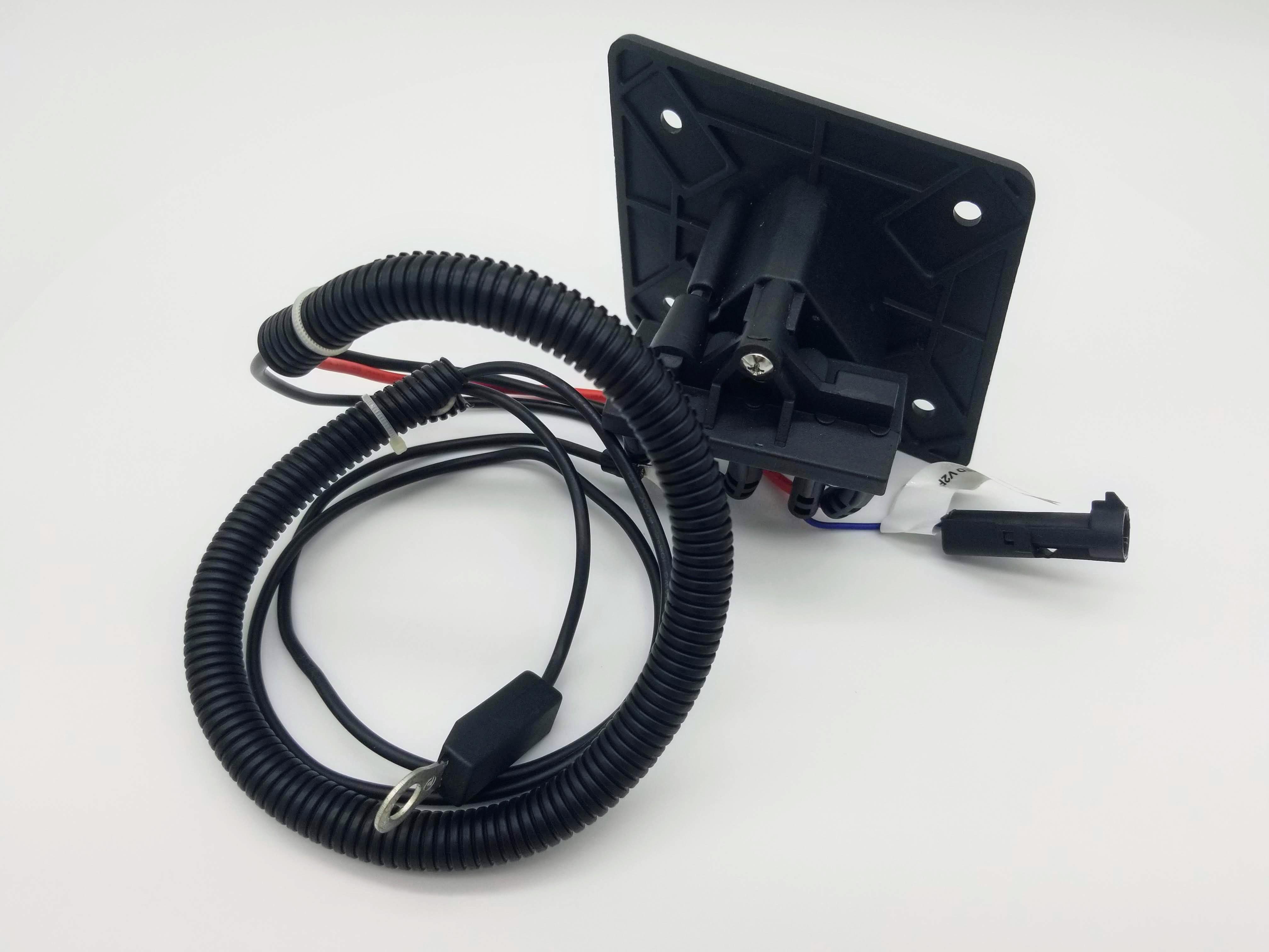 Charger Receptacle  Ez Rxv Cords Plugs Receptacles Dc