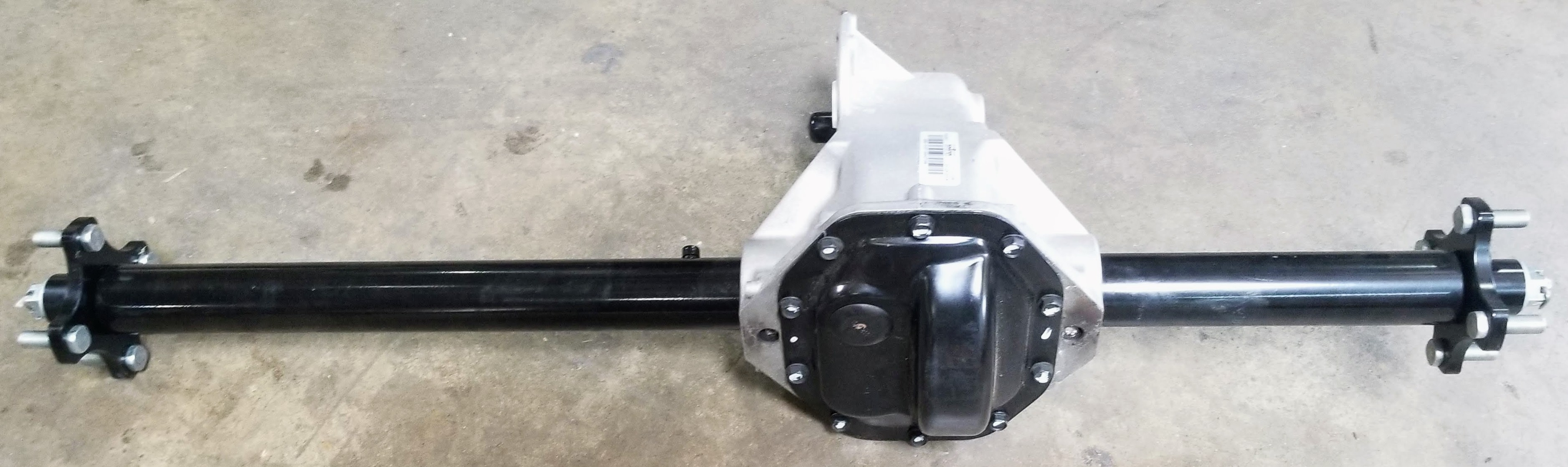 Ezgo Rxv Electric Golf Cart Rear End Differential Schafer