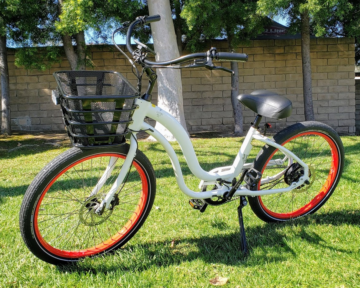 Electric Bicycle Rentals Orange County