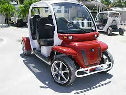 Chrysler GEM Golf Cart Rental
