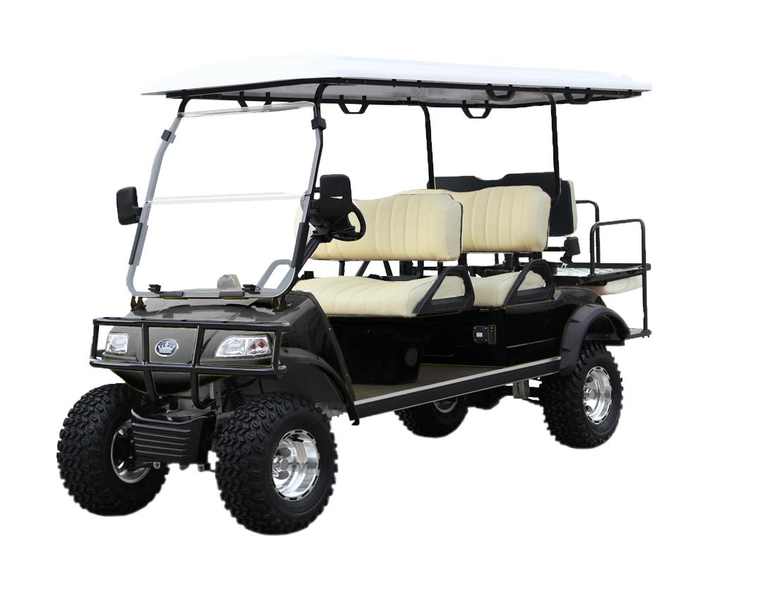 2019 Evolution Golf Carts