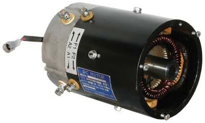 Yamaha stock replacement motor for Golf cart motors electric