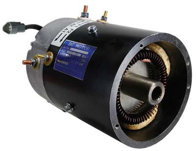 Yamaha Sepex Stock Replacement Motor