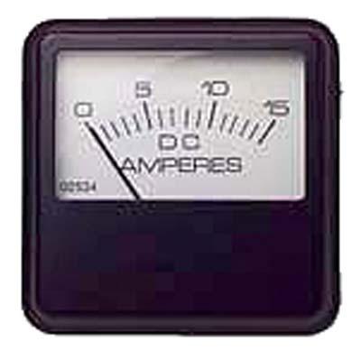 Ammeter measurement instrument m