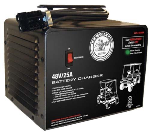 48 volt battery charger lv4800. Black Bedroom Furniture Sets. Home Design Ideas