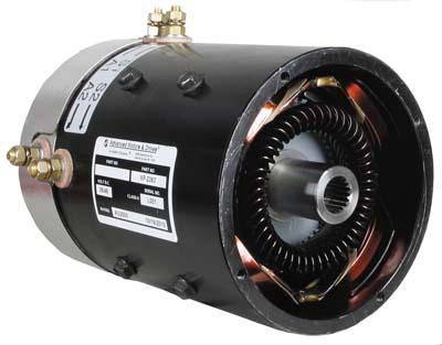 E Z Go Series High Torque Motor