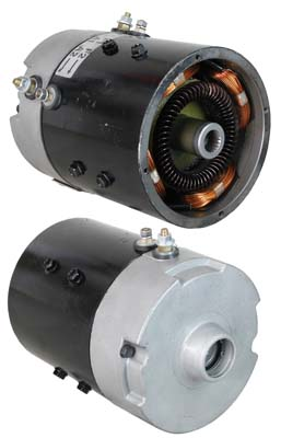 E Z Go Pds Dcs Stock Replacement Motor