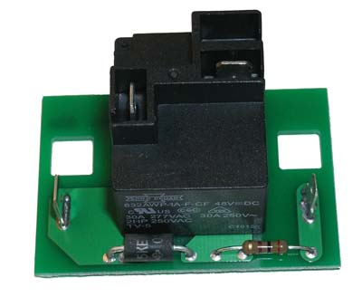 powerdrive iii relay board assembly 48 volt charger. Black Bedroom Furniture Sets. Home Design Ideas