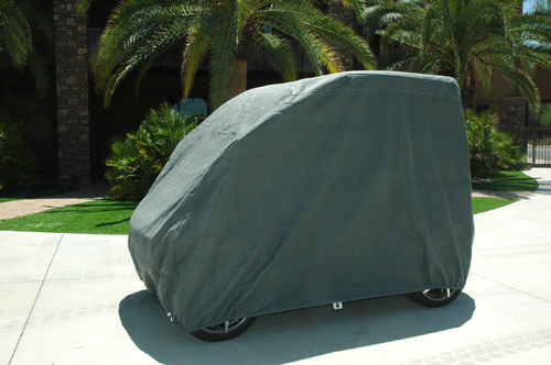Ford Think Neighbor Economy Car Cover Fits 4 Passenger Models NEW.