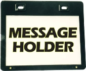 DELUXE MESSAGE HOLDER