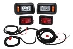 Light Kit, Deluxe For Club Car Ds