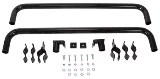 Nerf Bar Kit, Black. For E-Z-Go Medalist,Txt