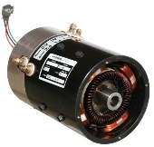 MOTOR; ADVANCED, YAMAHA G22 48V