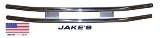 Rear Bumper, Stainless Ez 94-Up Txt