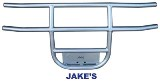 Jake'S Frt Brush Guard, (Gunmetal) Yamaha G&E G14-21