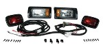 Light Kit Ezgo Deluxe Plus, Med/txt 96-up