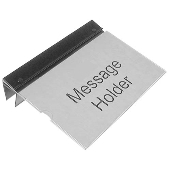 (UTD) MESSAGE HOLDER,1