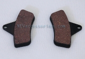 GEM BRAKE PAD SET OF 2 - Polaris AK150 Brake Pad 1911837 for 2012 - 2015 GEM E2/EL/ES/E4/E4S/E6/E6S/ELXD