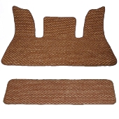 GEM COCOA MATS - SET FOR 4- PASSENGER