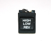 GEM CAR TOGGLE SWITCH - HIGH/LOW/REV