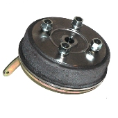 GEM CAR WHEEL ASSY REAR LEFT