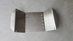 2002 Ford Think Neighbor 72V Battery Charger MOUNTING PLATE