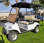 2019 Evolution Golf Carts - Classic 4 48 Volt Electric Golf Cart  4 Passenger