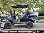 2010 EzGo RXV Electric 48V Street Legal Golf Cart