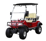2017 Evolution Golf Carts - Forester 2 48V Electric Street Legal Golf Cart