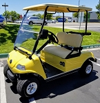 Evolution Classic 2 - Electric 48V Golf Cart