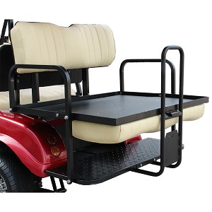 2018 Evolution Golf Carts - Classic 4 48 Volt Electric Legal Golf Cart