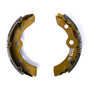 Brake Shoe Set, 1 Front, 1 Rear