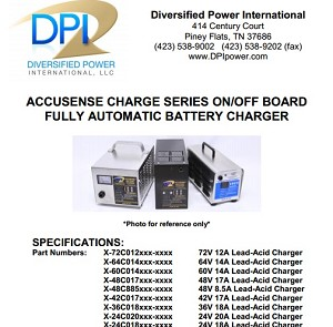 DPI General Chargers