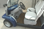FORD THINK 4 PASSENGER COCO MAT