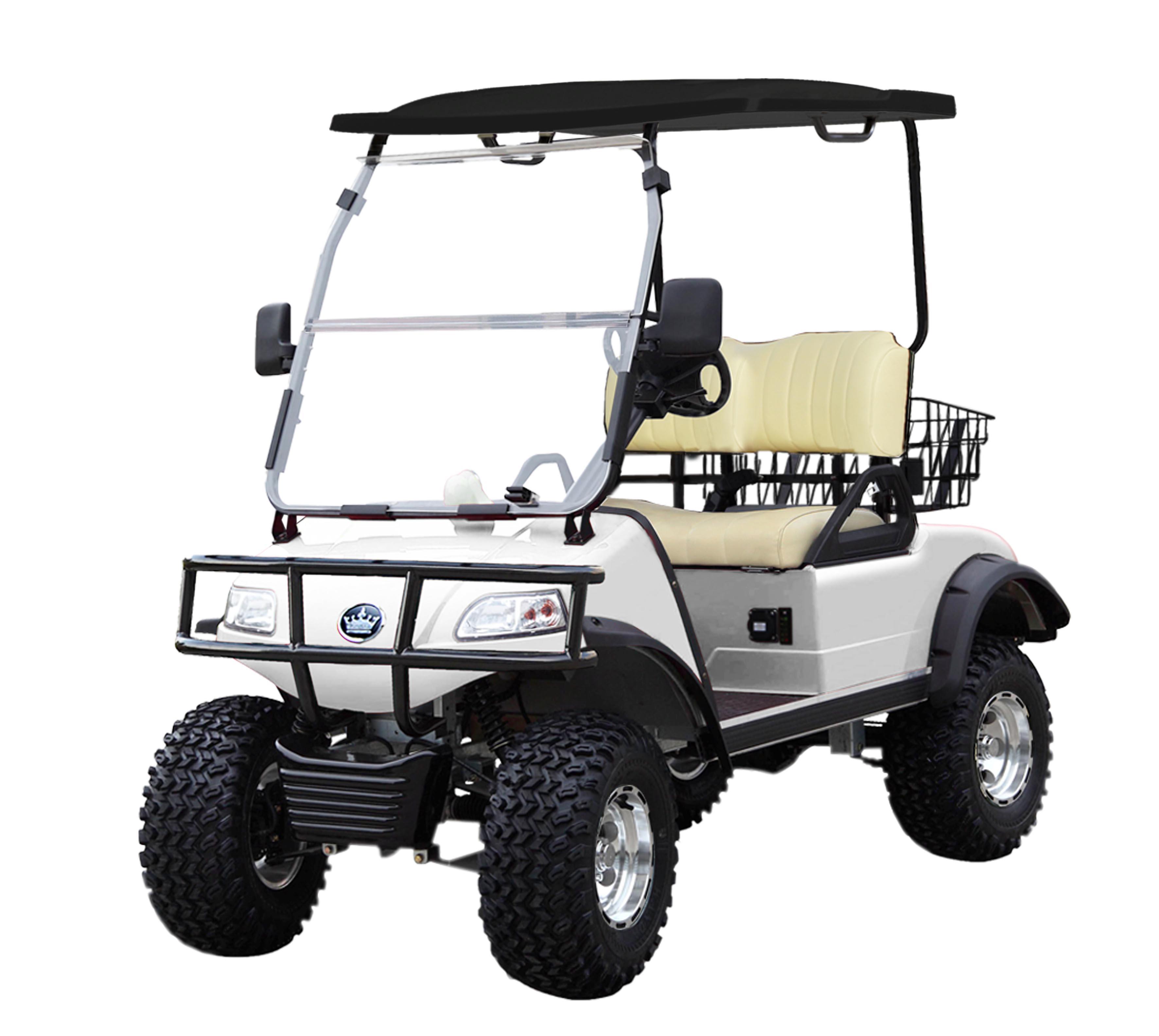 2019 Evolution Golf Carts - Forester 2 48V Electric Street ...